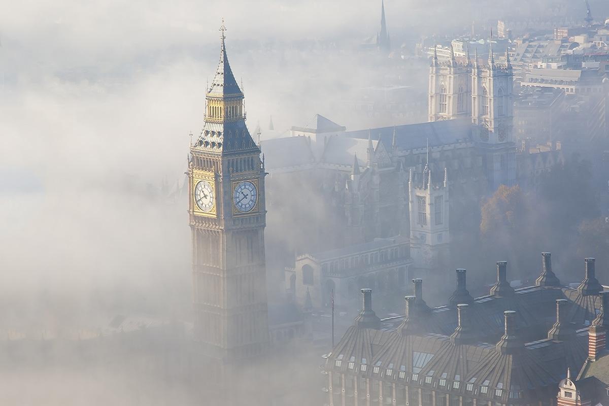 Cuộc chiến chống màn sương mù chết chóc ở thành phố London