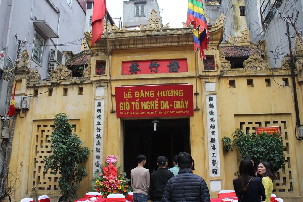 Tín ngưỡng Tổ nghề: Nét văn hóa đặc sắc của Thăng Long – Hà Nội
