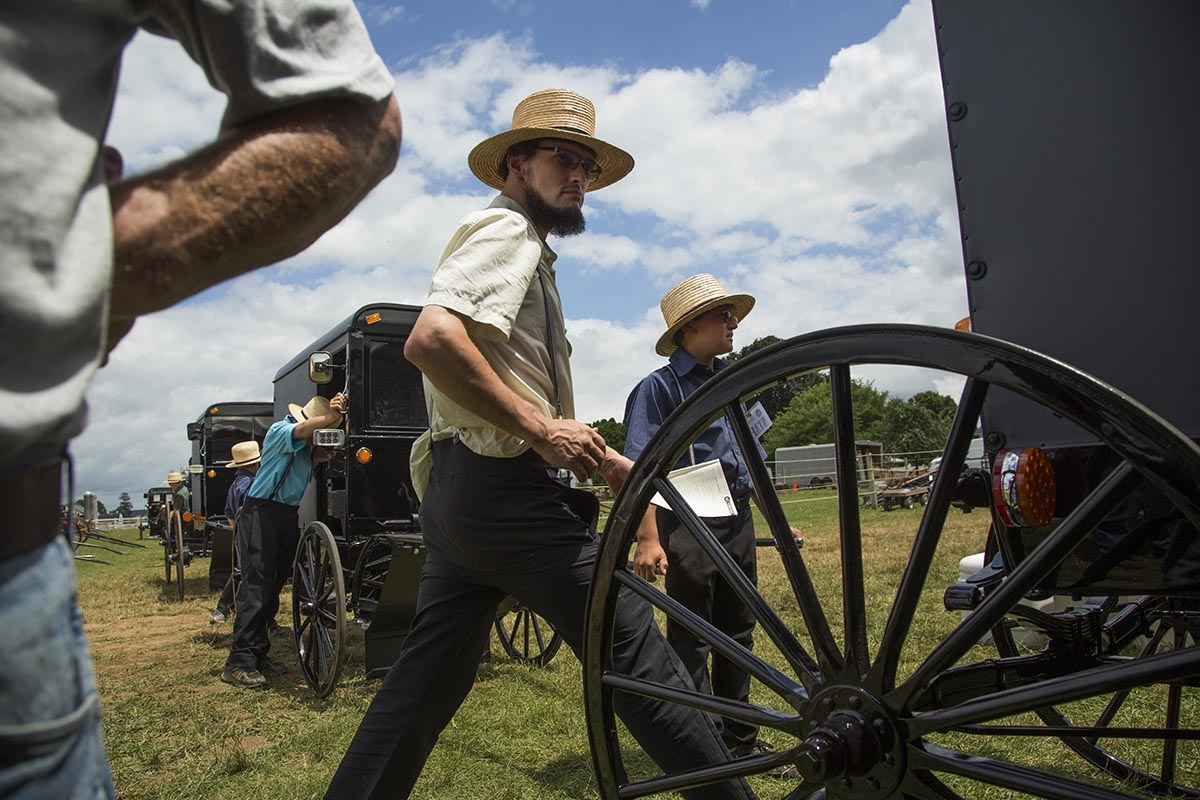 Người Amish – những kẻ chối bỏ nền văn minh giữa thế kỷ 21