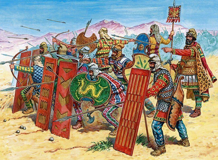 Đế chế Ba Tư thứ nhất: Đế quốc quân sự đúng nghĩa đầu tiên trong lịch sử