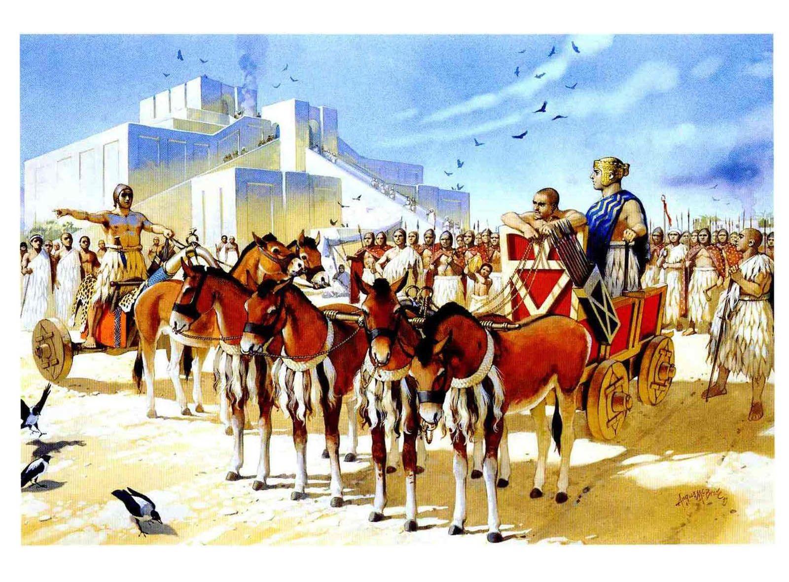 Đế chế Sumer – ánh bình minh rực rỡ trên vùng đất Lưỡng Hà