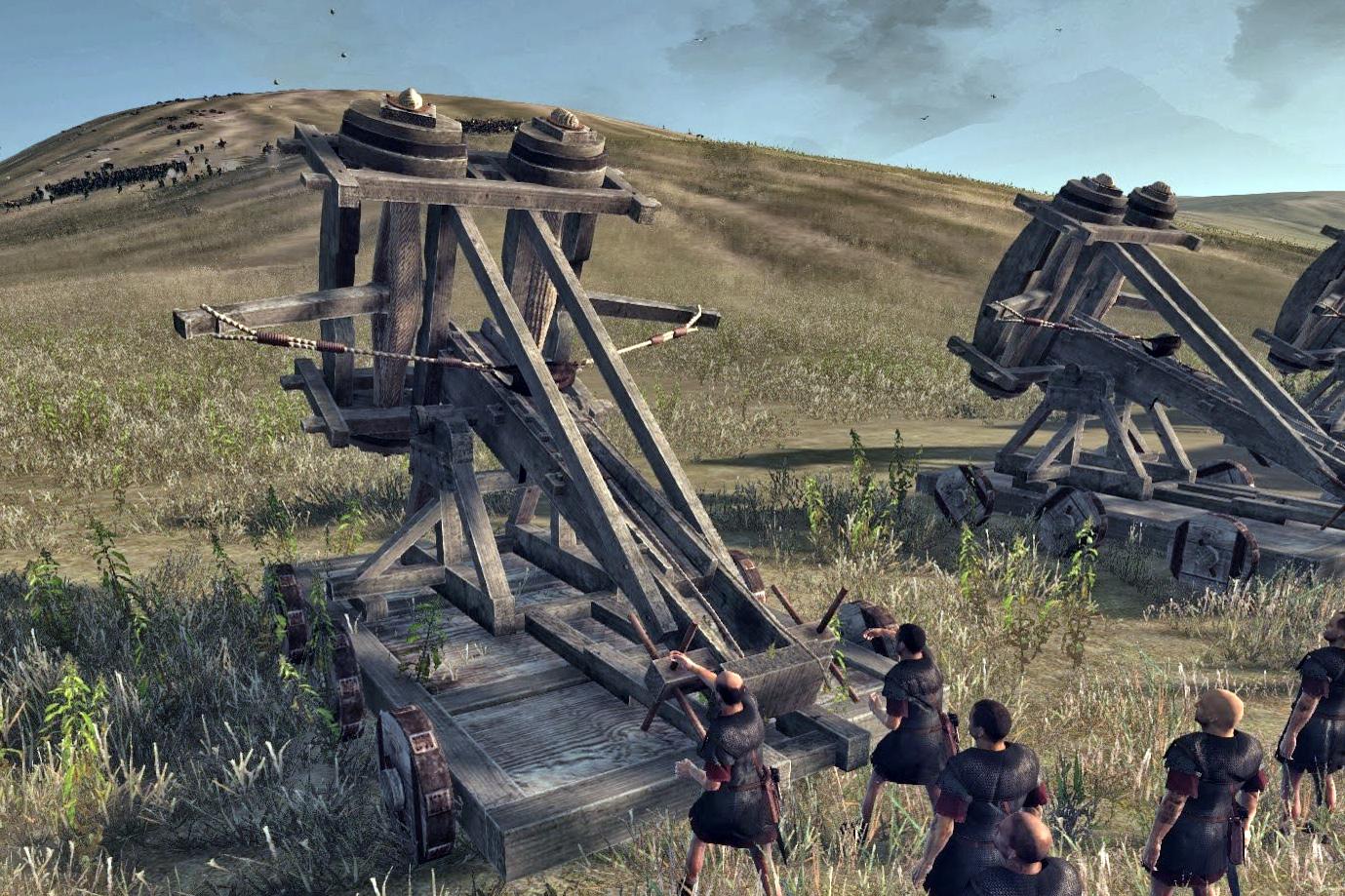 Nỏ khổng lồ Ballista – kỳ quan kỹ thuật quân sự của người La Mã