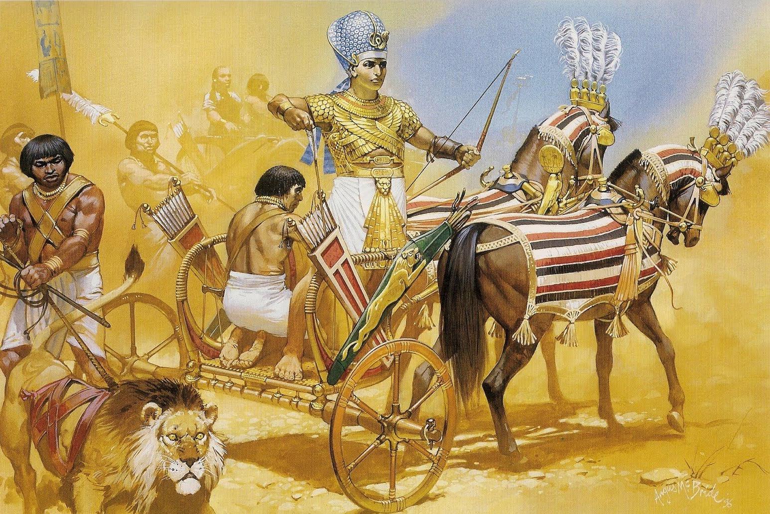 Bức tranh toàn cảnh về Ai Cập cổ đại: Cái nôi nền văn minh nhân loại
