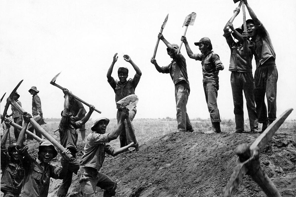 Vai trò của lực lượng Thanh niên xung phong trong cuộc kháng chiến chống Mỹ