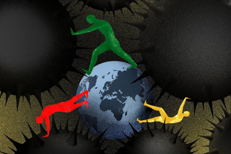Ba kịch bản địa chính trị ở châu Á hậu đại dịch COVID-19