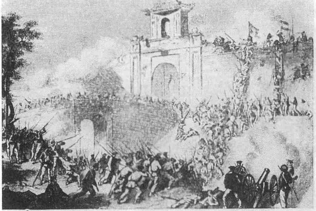 Nếu còn thành cũ, Gia Định không dễ thất thủ ngày 17/2/1859