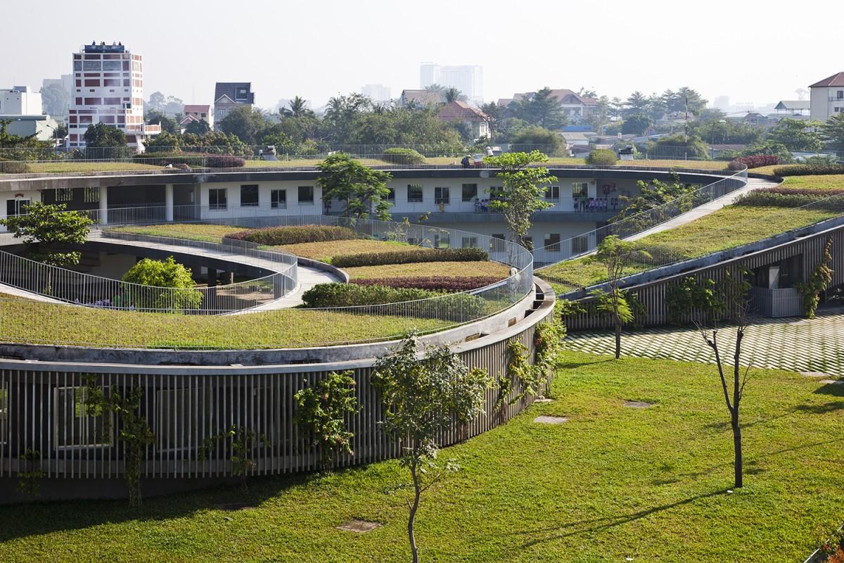 Nhu cầu cấp bách của việc phát triển các đô thị xanh ở Việt Nam
