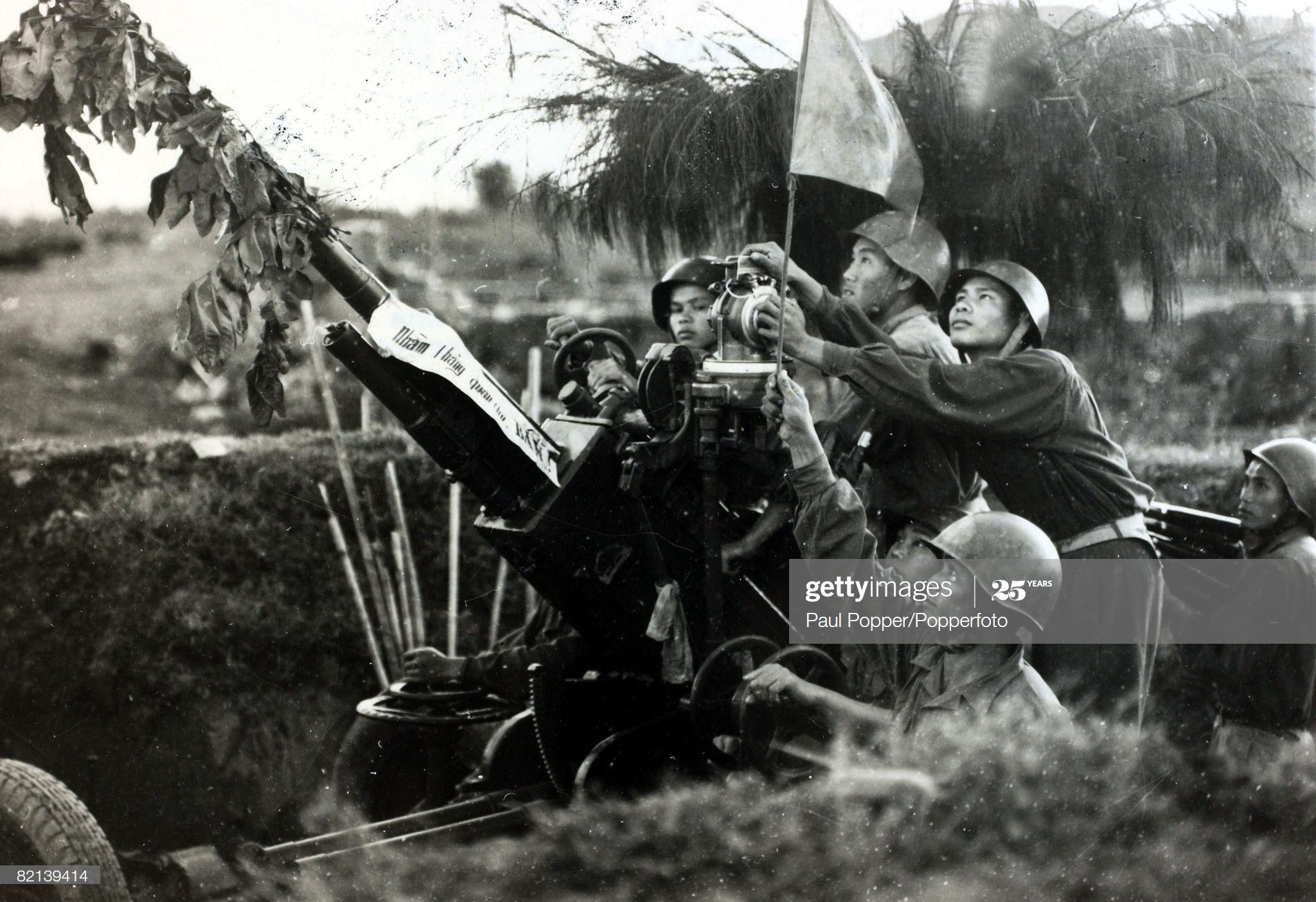 Những hình ảnh hào hùng về hậu phương miền Bắc thời chống Mỹ
