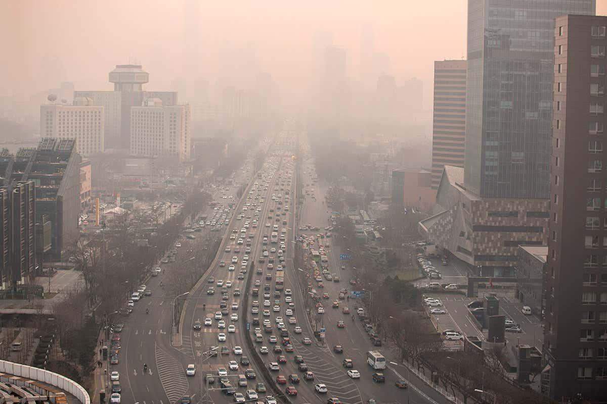 Những tác động của ô nhiểm không khí bên ngoài đối với sức khỏe