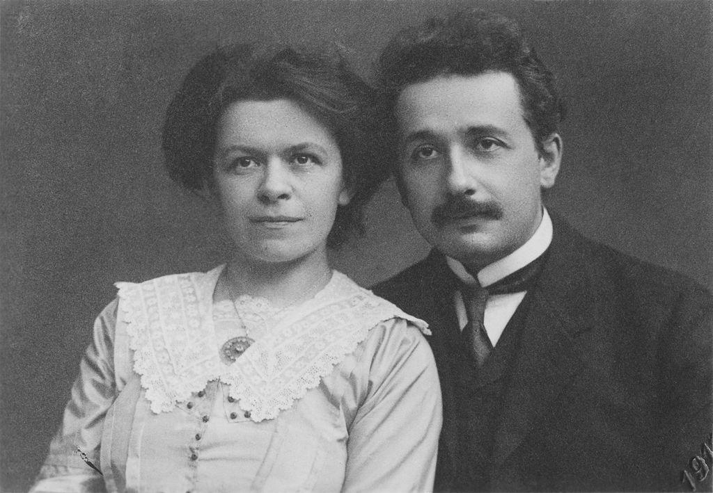 Bi kịch cuộc đời Mileva Einstein – người vợ đầu tiên của Einstein