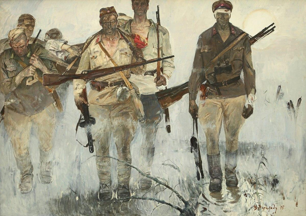Những chiến binh nào đã ngã xuống…