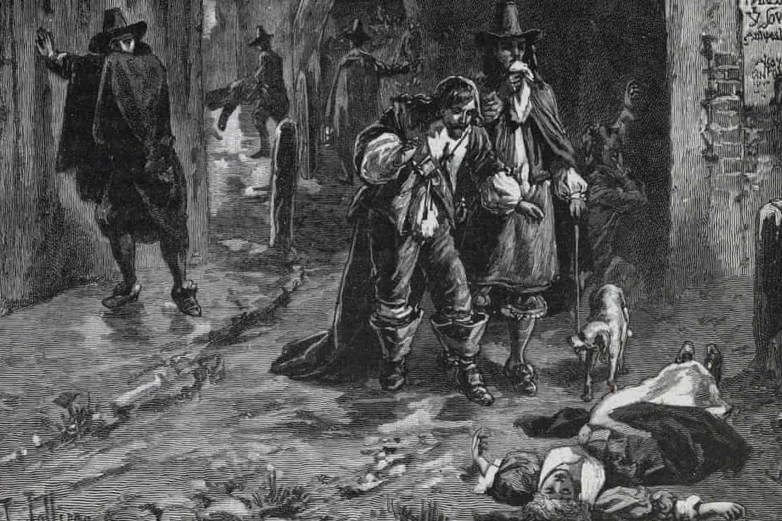 Tương đồng đáng kinh ngạc giữa trận dịch hạch 1664 và COVID-19