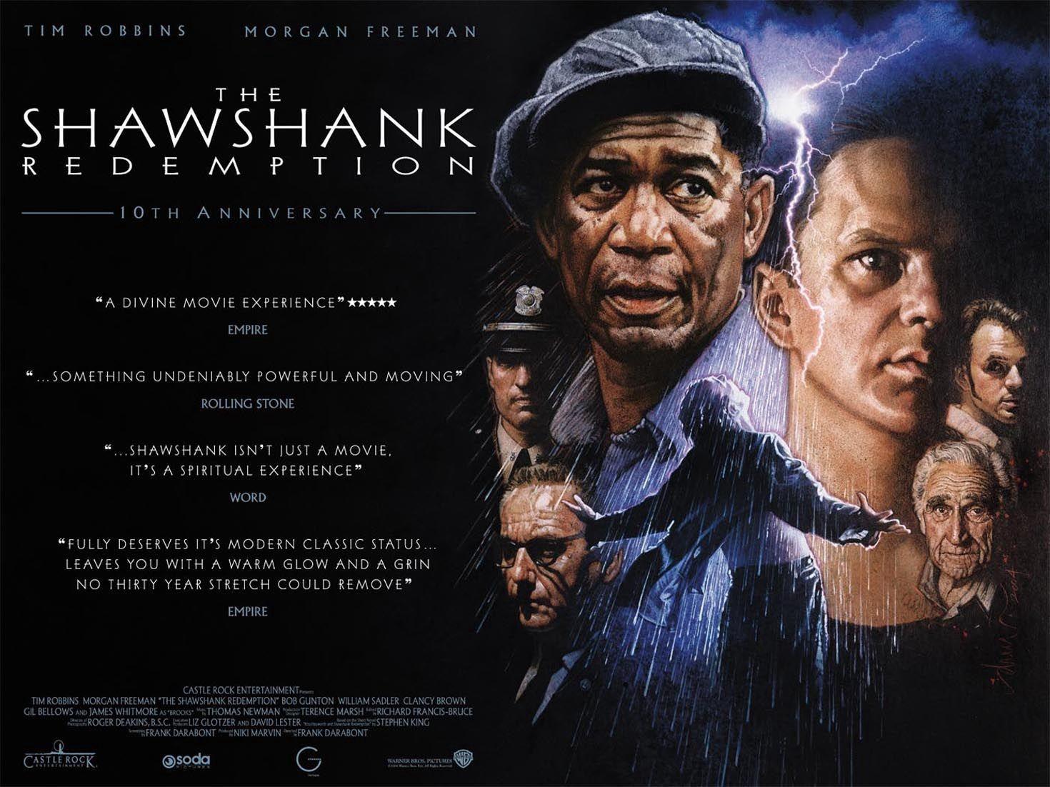 10 bộ phim nổi tiếng về các vụ án oan