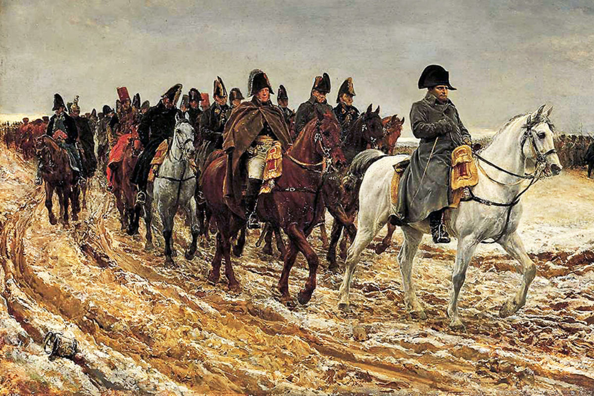 Napoleon Bonaparte: 'Tôi là nước Pháp, nước Pháp là tôi'