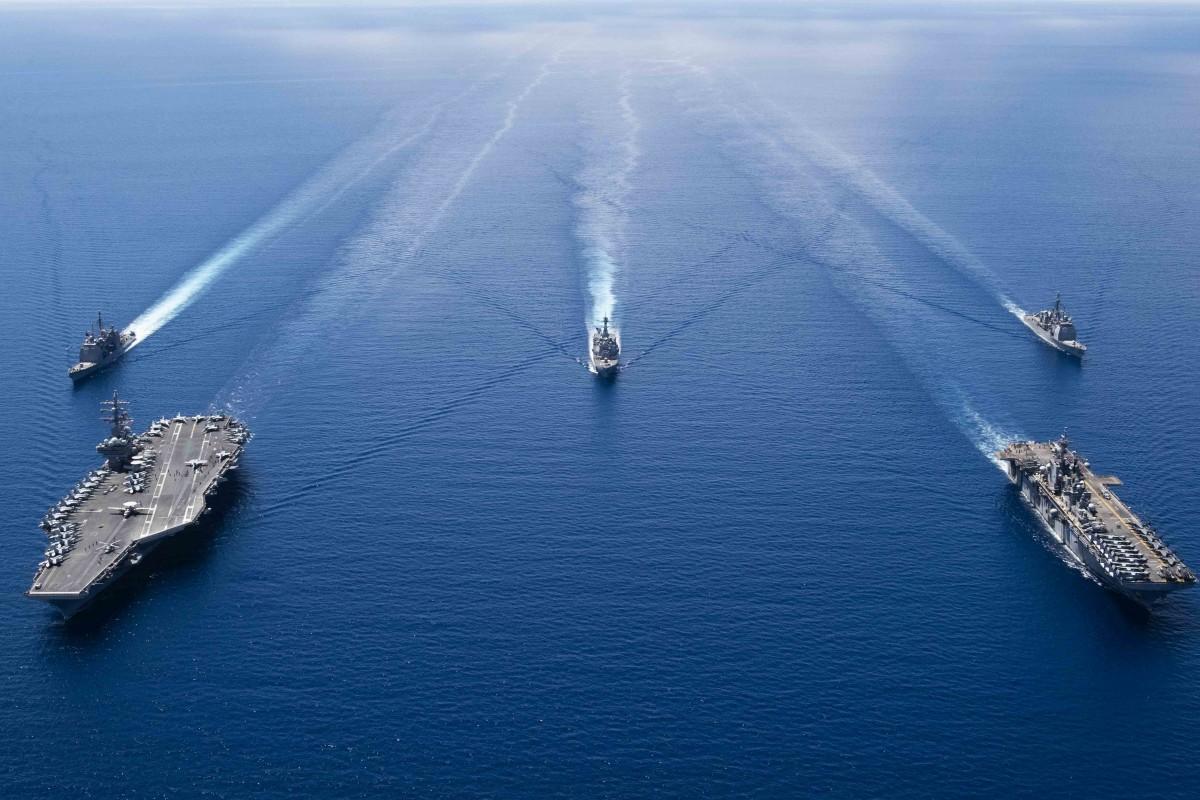 Chiến tranh ở Biển Đông và nguy cơ về một thời đại bất ổn mới