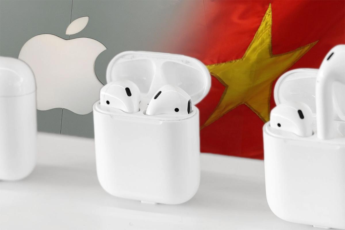 Khi Apple tới Việt Nam và dòng FDI bắt đầu dịch chuyển