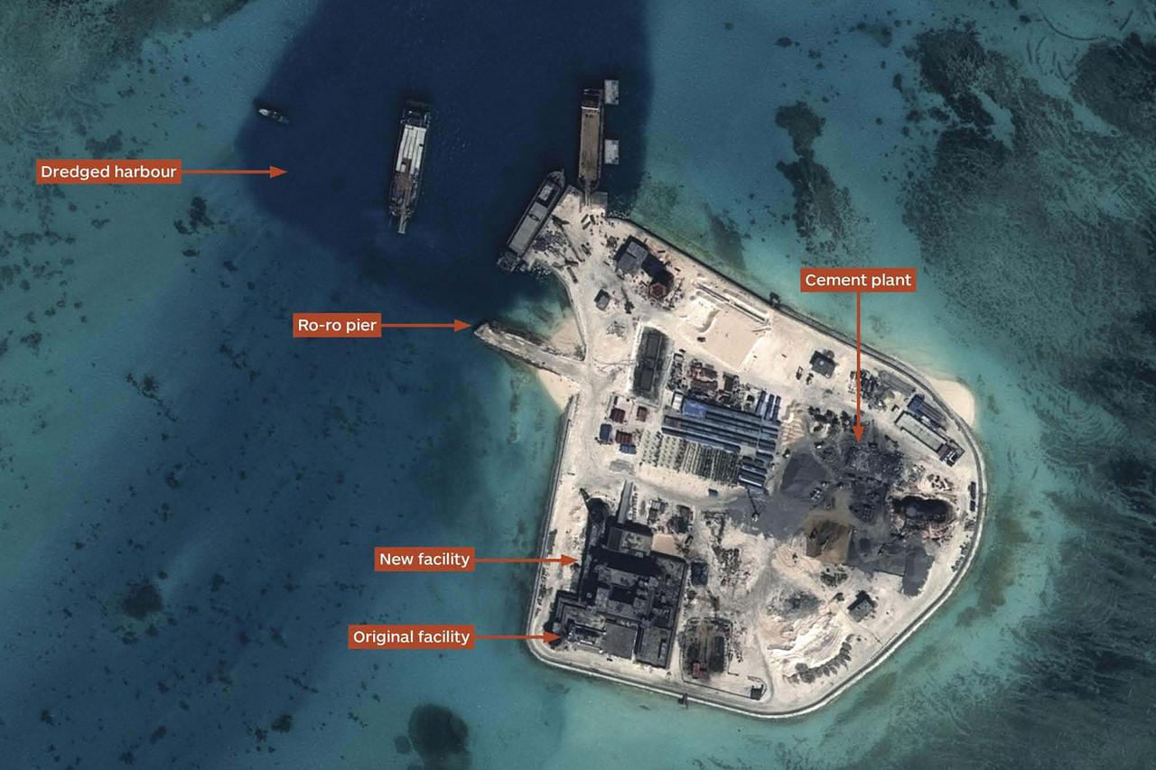 Tiền đồn quân sự Trung Quốc ở Biển Đông: Thách thức lớn cho cộng đồng quốc tế