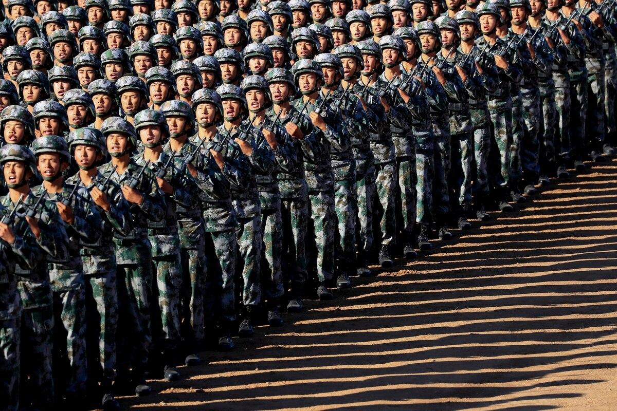 Về tiến trình hiện đại hóa quân sự của Trung Quốc