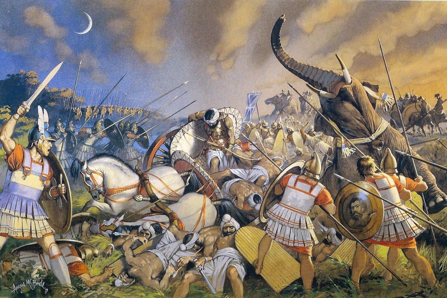 Alexander chinh phục Ấn Độ: Cuộc chiến không vinh quang