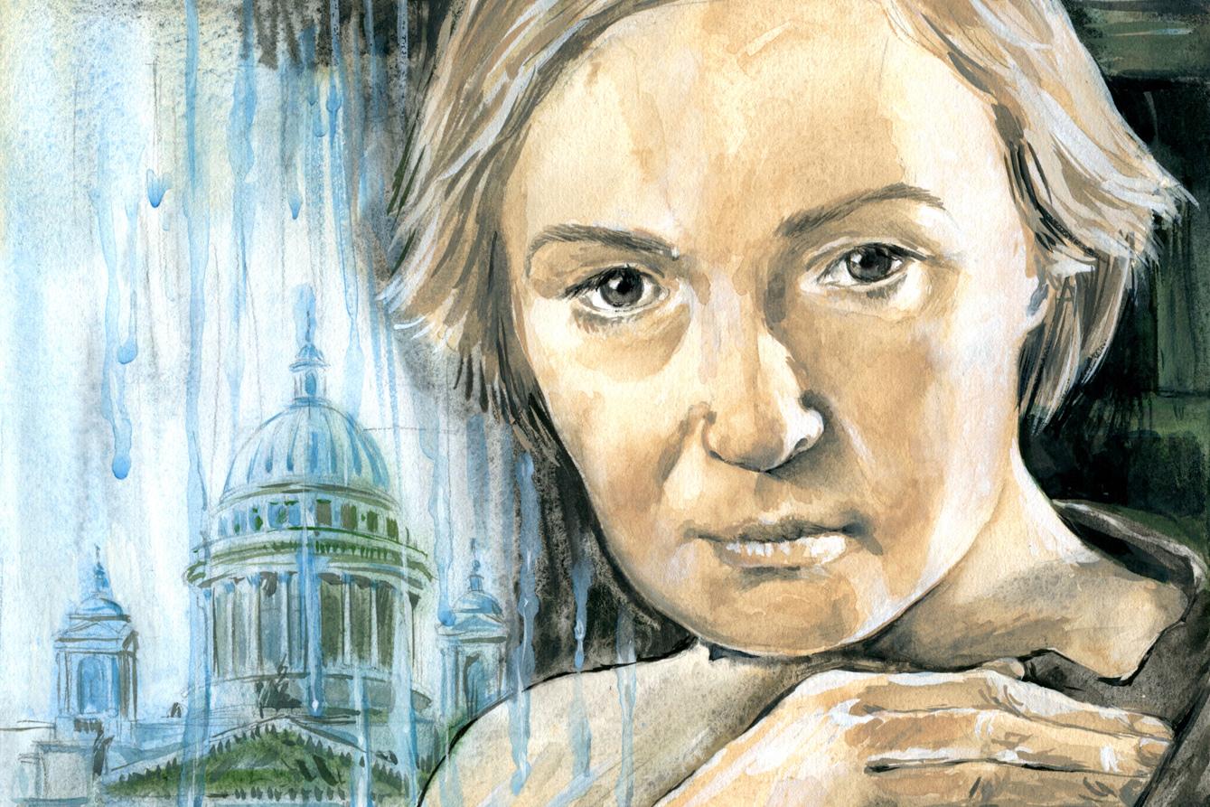 Nữ thi sĩ Olga Berggoltz: Vinh quang và cay đắng