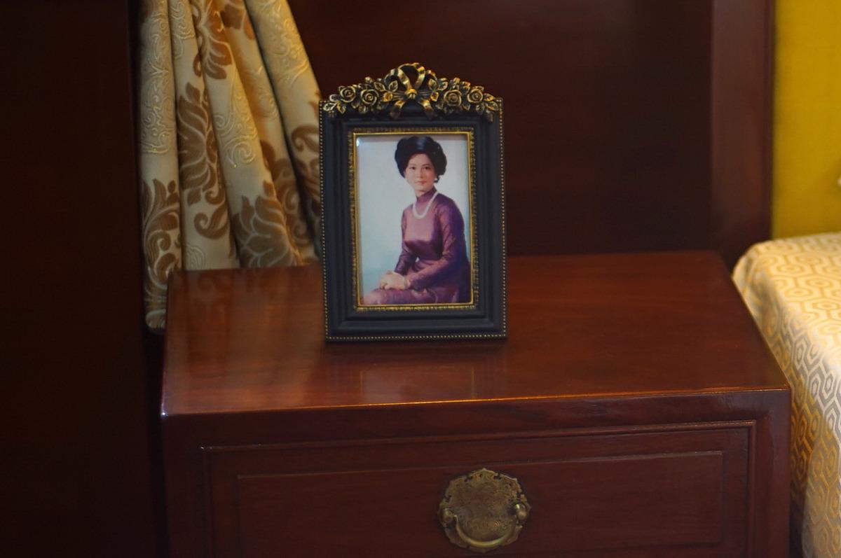 Chùm ảnh: Bên trong phòng ngủ của Tổng thống Thiệu ở Dinh Độc Lập