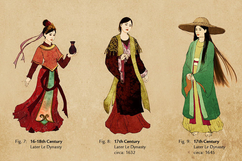 Đàng Trong qua khảo cứu nước ngoài: Cách ăn mặc của người bản xứ