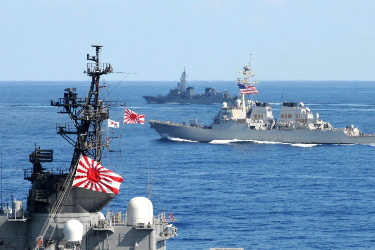 Thế kẹt của Nhật Bản trong cạnh tranh chiến lược Mỹ-Trung