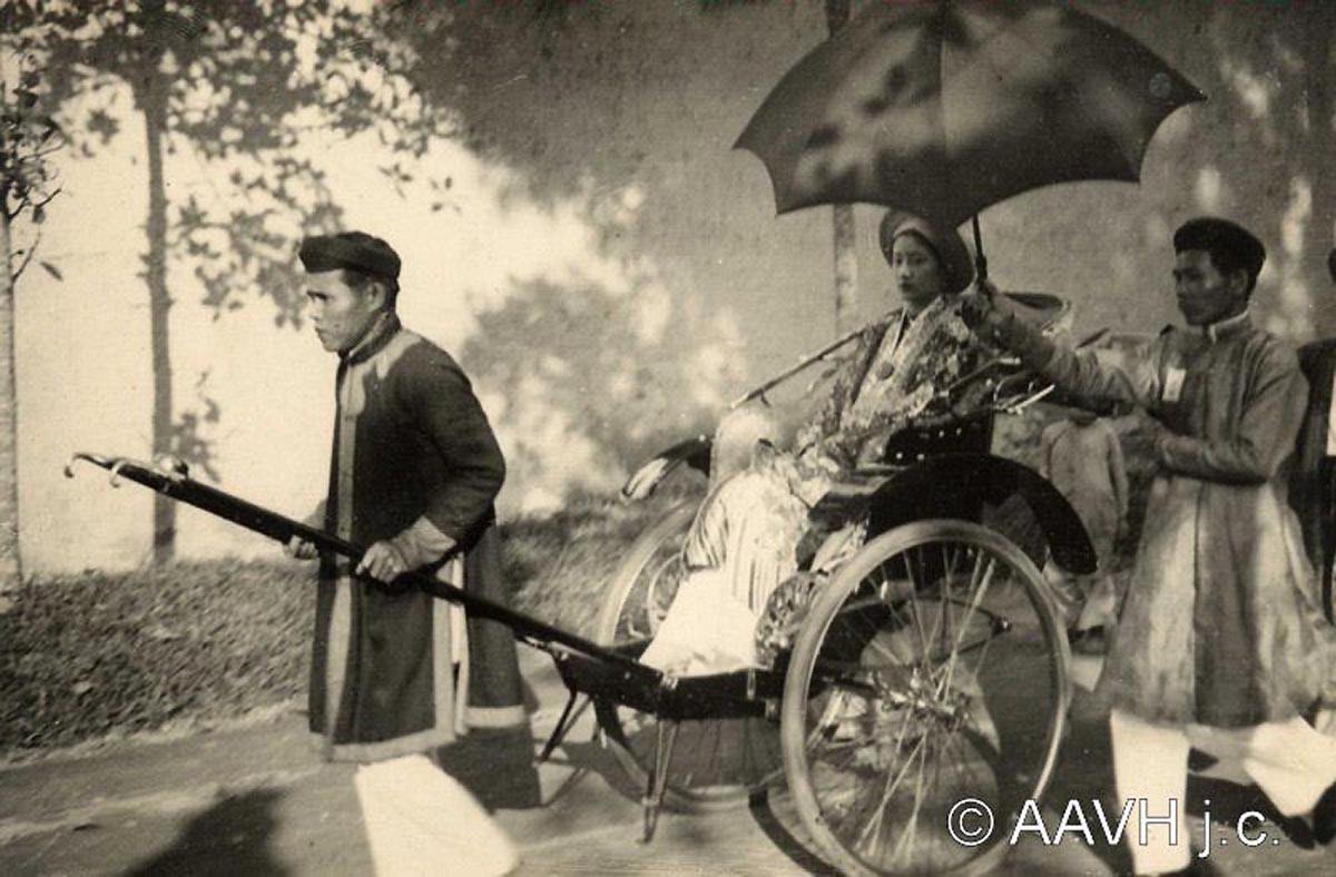 Đám cưới đặc biệt của hoàng hậu Nam Phương và vua Bảo Đại