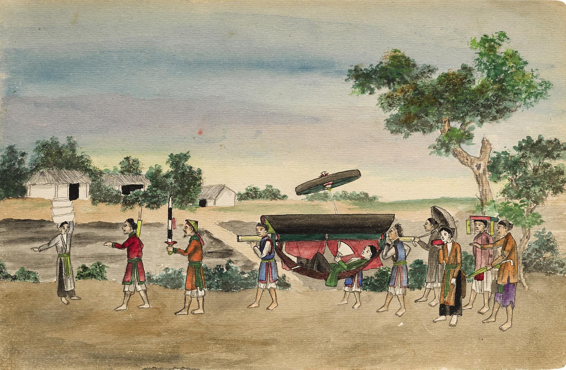 Một ngày của người Việt thời xưa diễn ra như thế nào?