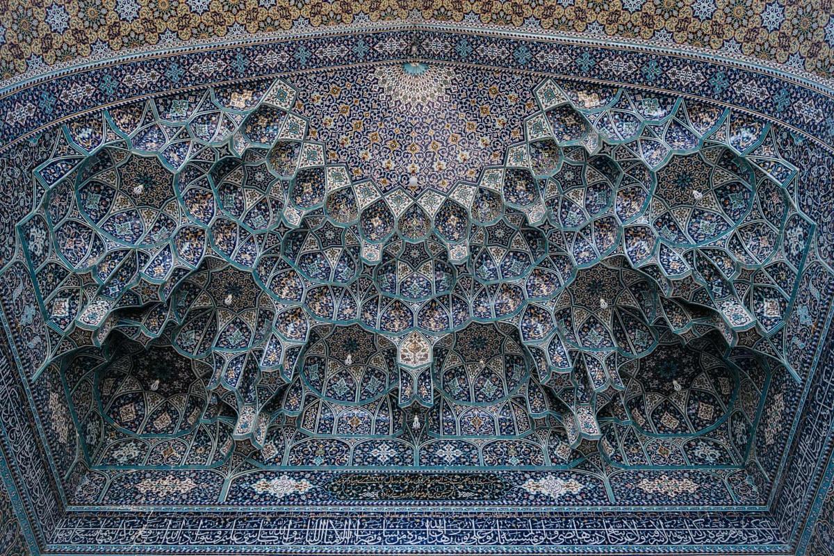 Chùm ảnh: Lạc lối giữa hoa văn kỳ ảo của những nhà thờ Iran