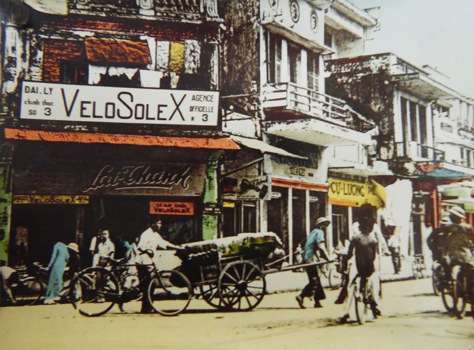 Việt Nam thập niên 1950 qua ảnh của huyền thoại Võ An Ninh