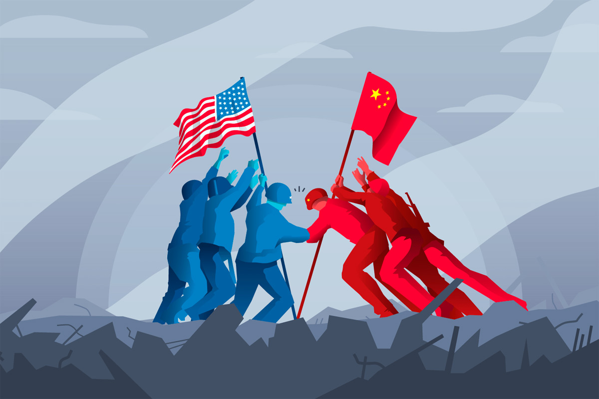 Đối đầu Mỹ – Trung nguy hiểm hơn chiến tranh lạnh Mỹ – Liên Xô?