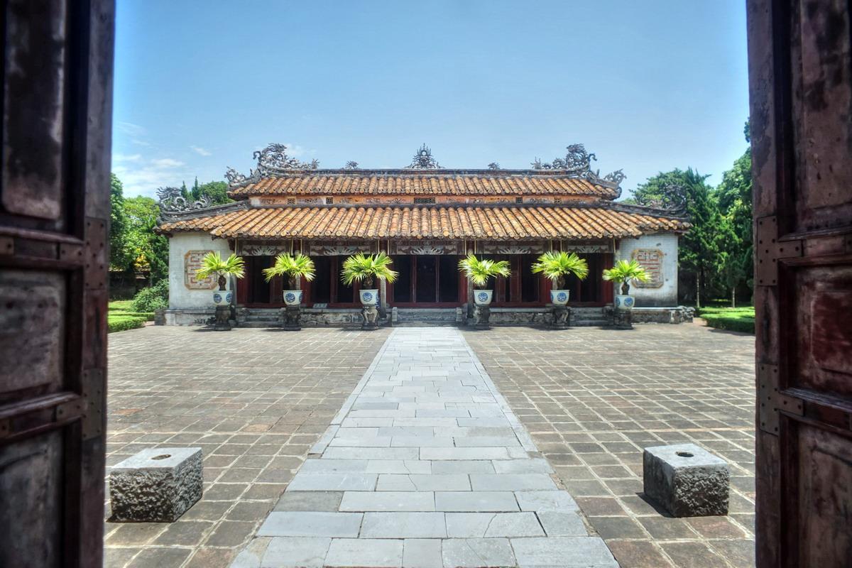 Chùm ảnh: Hưng Tổ Miếu – ngôi miếu đặc biệt của triều Nguyễn ở Huế