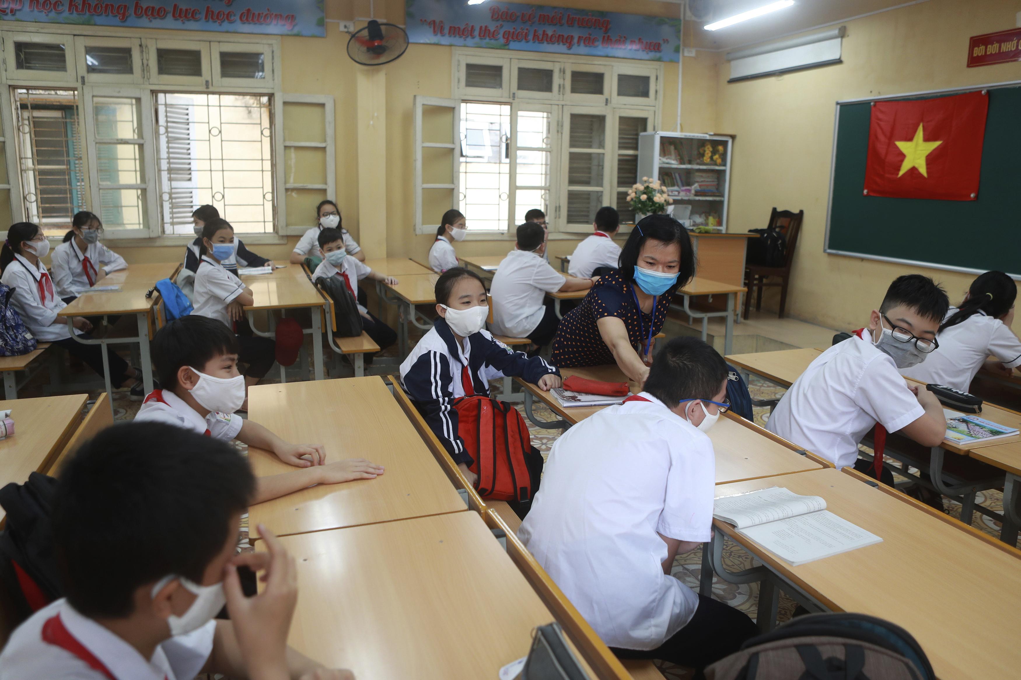 Nghề dạy học ở Việt Nam qua góc nhìn một người nước ngoài