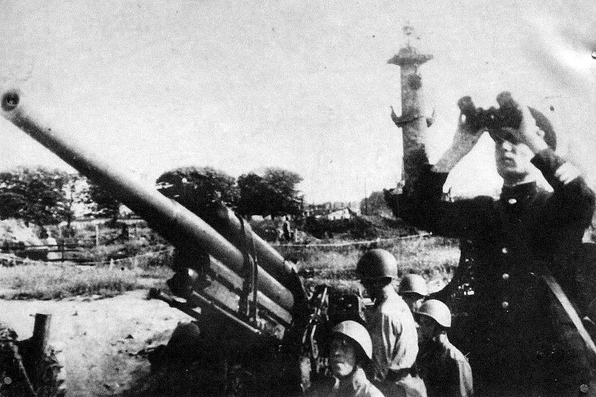 Leningrad và trận đấu pháo lớn nhất trong lịch sử chiến tranh