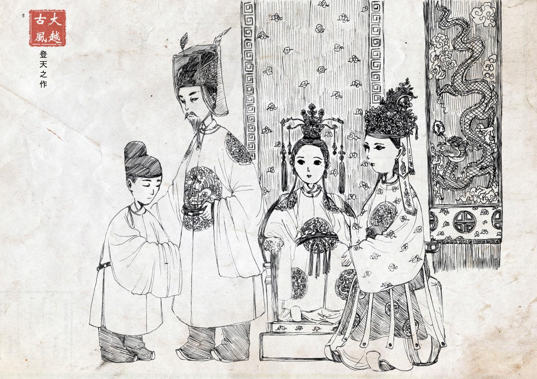 Cuộc đời bi thương của nữ hoàng duy nhất trong lịch sử Việt
