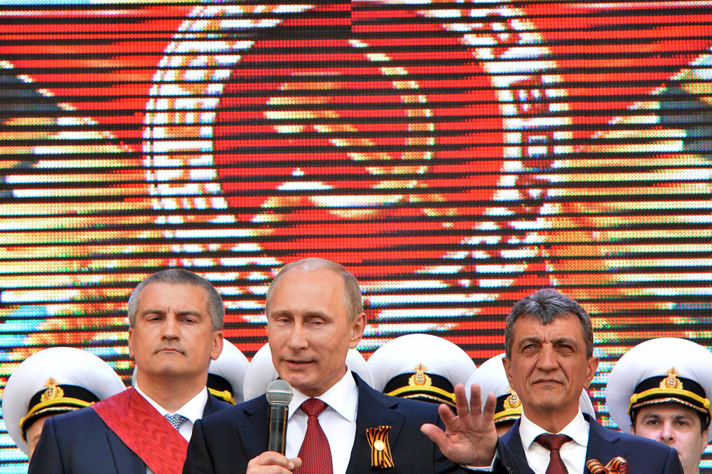 Về tham vọng tái hiện Liên Xô của Tổng thống Vladimir Putin
