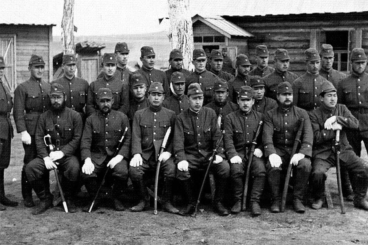 Chuyện những 'samurai người Nga' trong cuộc Chiến tranh Vệ quốc vĩ đại