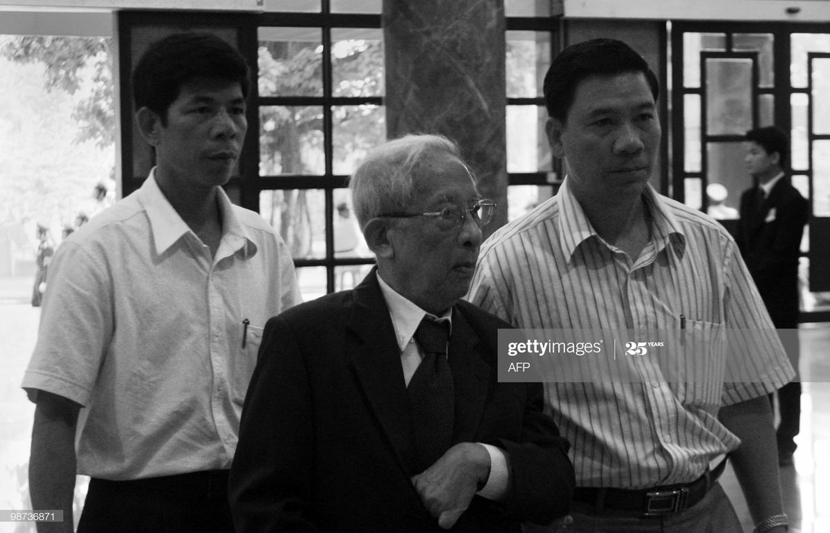 Nhà tình báo Trần Quốc Hương: Người thầy của những điệp viên huyền thoại