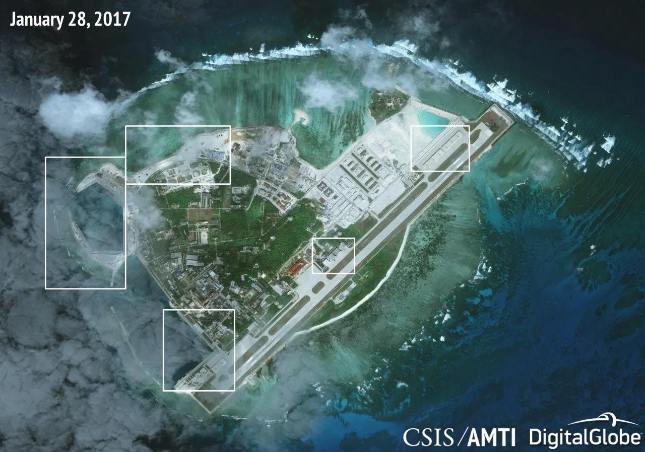 Đánh giá chiến lược quân sự của Trung Quốc tại Biển Đông