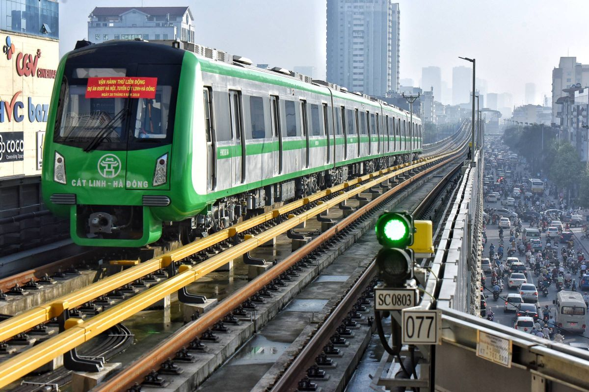 Đường sắt Cát Linh – Hà Đông: Khúc xương nuốt không trôi của thủ đô