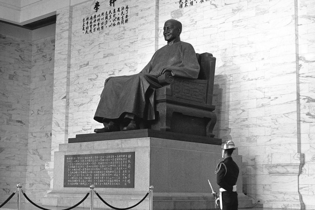 Tại sao Tưởng Giới Thạch chọn Đài Loan?