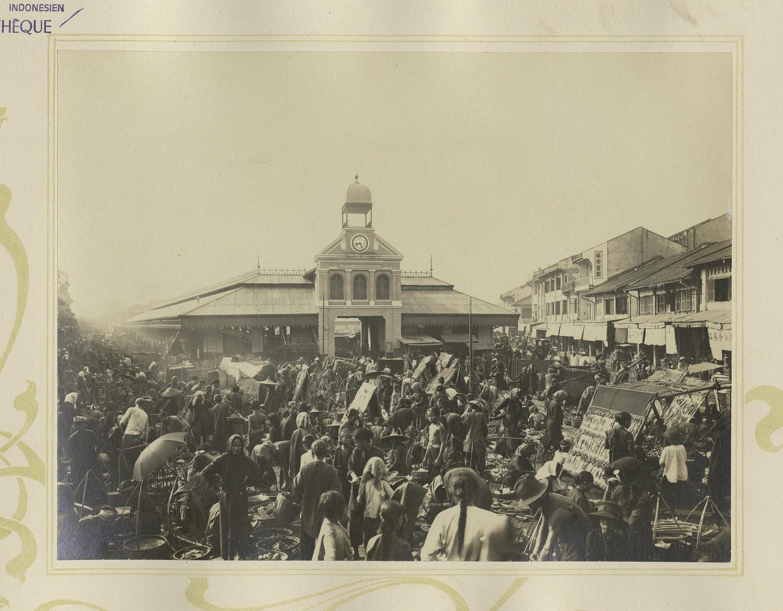 Chợ Lớn năm 1909 trong album ảnh của thị trưởng F. Drouhet