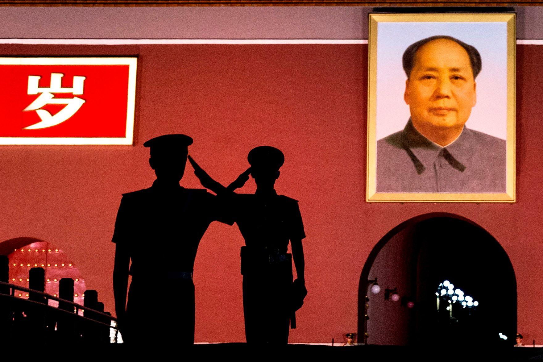 Giấc mơ lãnh thổ của Mao Trạch Đông vẫn đeo đẳng Trung Quốc?