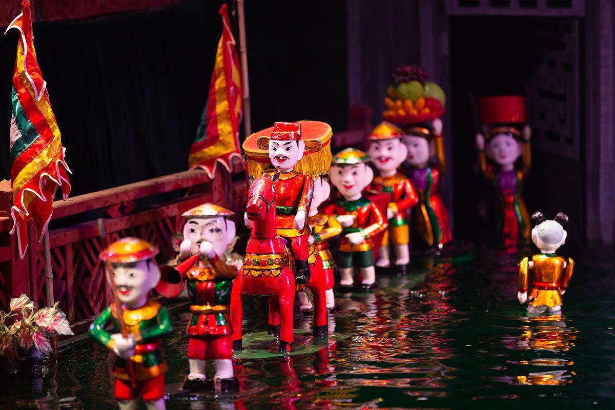 Nghệ thuật múa rối nước Việt Nam: Lịch sử và hiện trạng