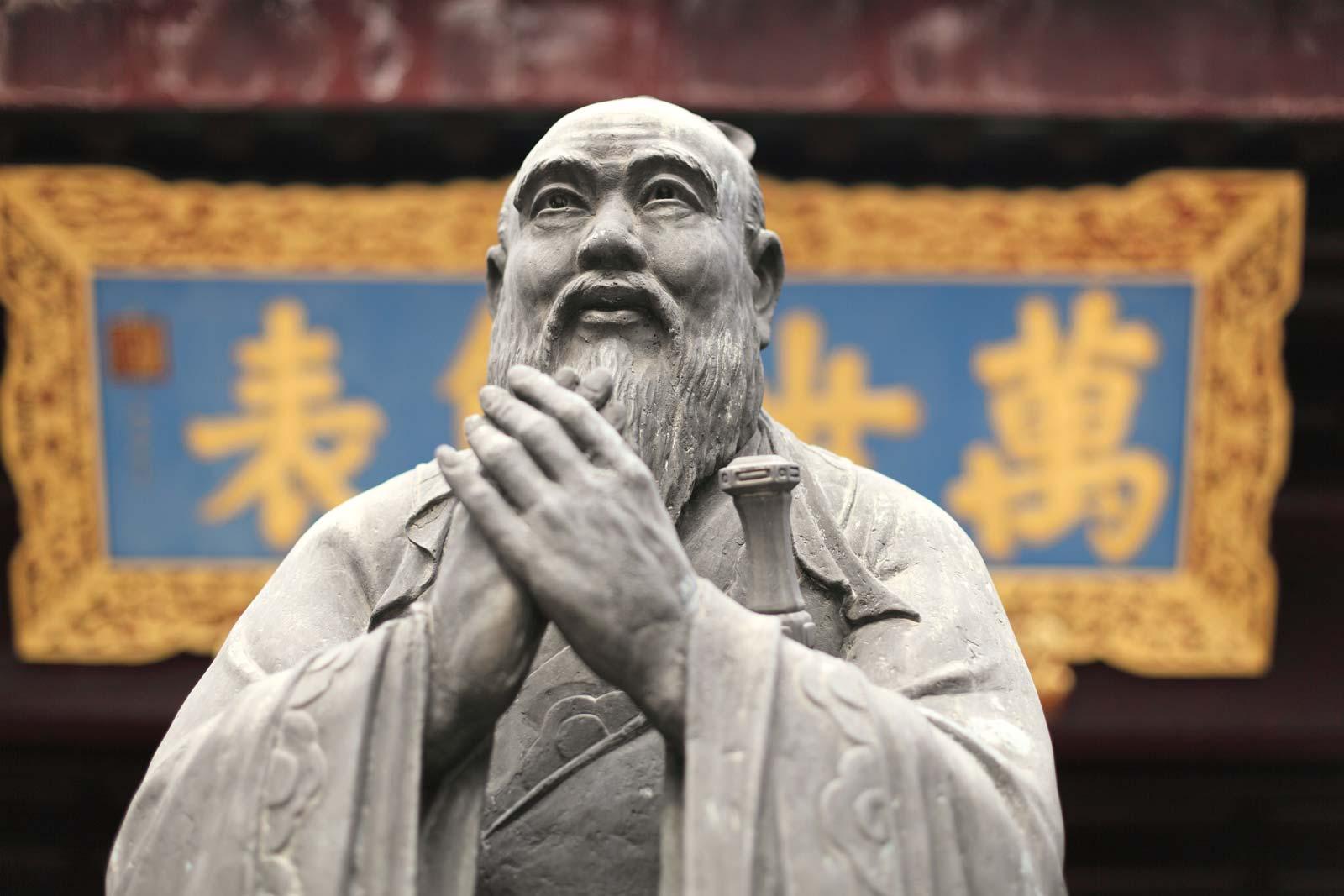 Quan điểm triết học Trung Hoa cổ đại về mô hình nhà nước lý tưởng