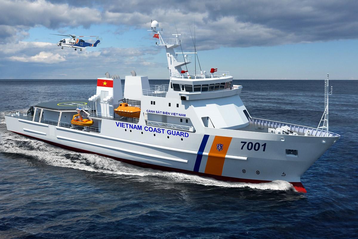 Sử dụng biện pháp vũ trang trong thực thi pháp luật trên biển: Bài học từ Mỹ và Indonesia