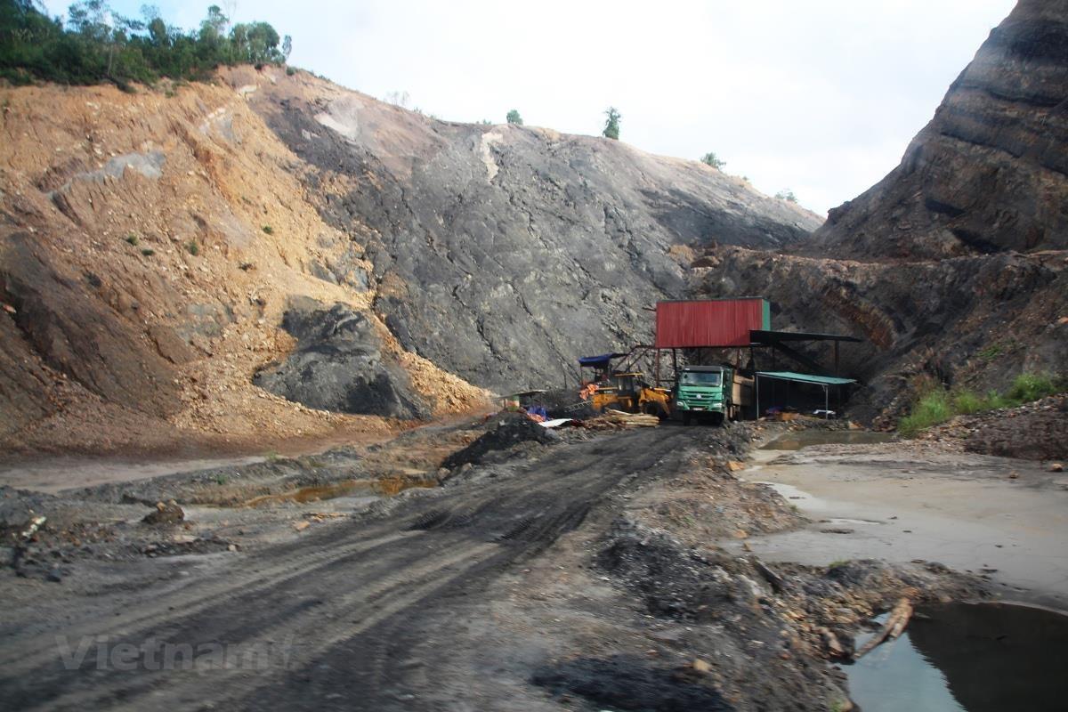 Các vấn đề môi trường liên quan đến tài nguyên năng lượng và khoáng sản