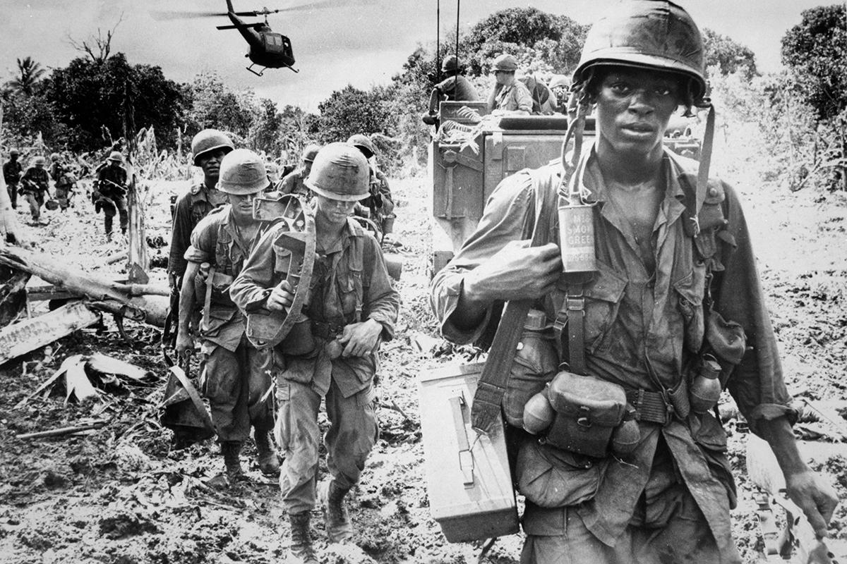 Chiến tranh Việt Nam: Quả đắng từ 'Thuyết domino' của Mỹ