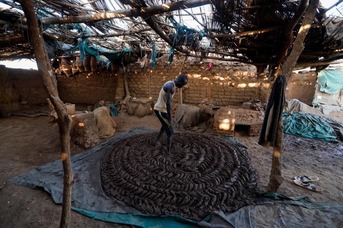 Chùm ảnh: Cuộc sống ở hạ nguồn 'con đập thế kỷ' của châu Phi